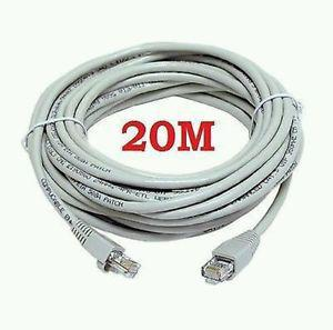 cable ethernet 20m