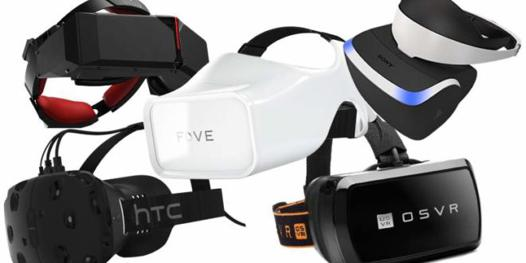 casques vr
