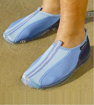 chaussure de surf
