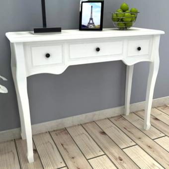 console coiffeuse