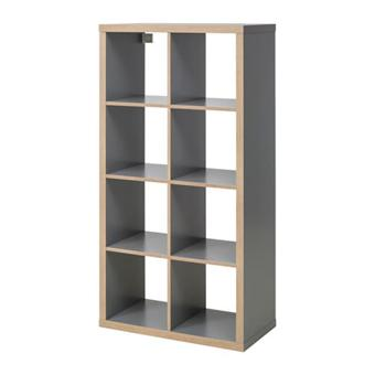 etagere grise