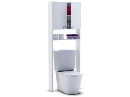 meuble haut toilette