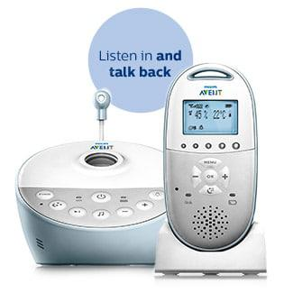 philips babyphone