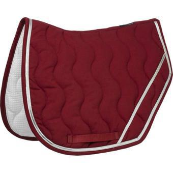 tapis bordeaux cheval