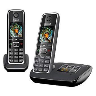 telephone sans fil avec repondeur