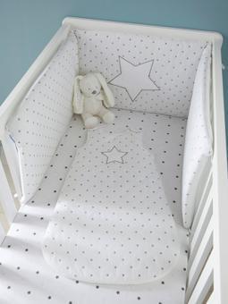 tour de lit etoile