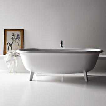 baignoire sur pied