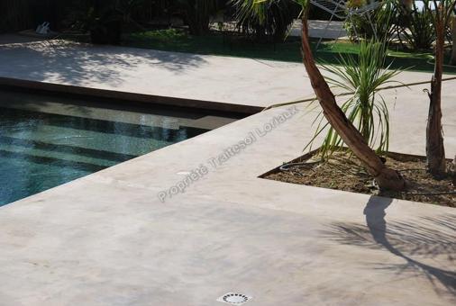 beton ciré exterieur