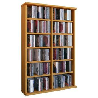 bibliothèque cd
