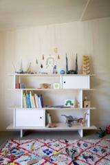 bibliotheque chambre enfant