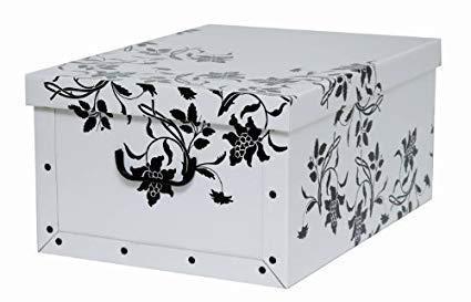 boite de rangement décorative