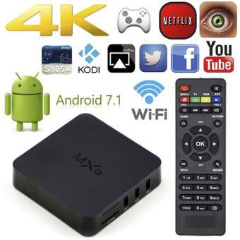 boitier android tv