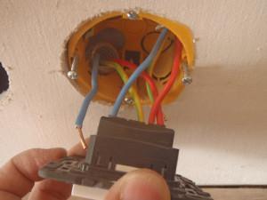 boitier prise electrique