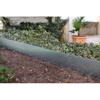 bordure jardin metal