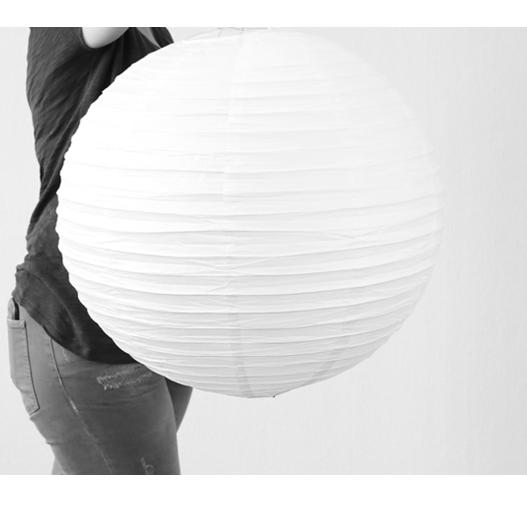 boule papier luminaire