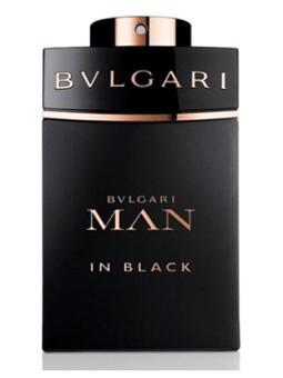 bvlgari man in black
