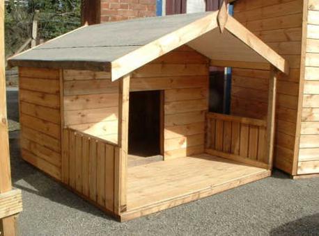 cabane chien