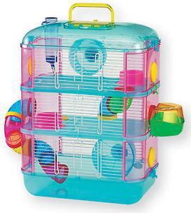 cage de hamster