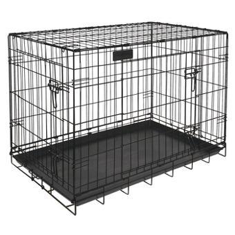 cage pour gros chien