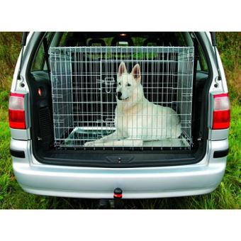 cage transport chien voiture