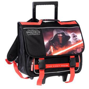 cartable a roulette star wars