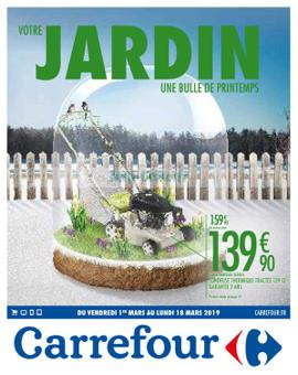 catalogue jardin