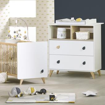 chambre bébé sauthon