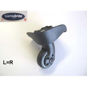 changer roue valise samsonite
