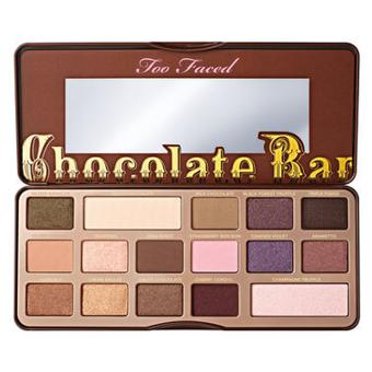 chocolate bar palette