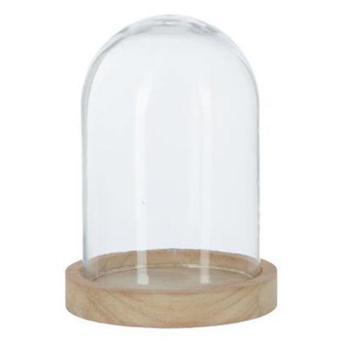 cloche en verre 30 cm