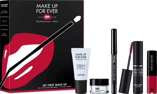 coffret make up forever