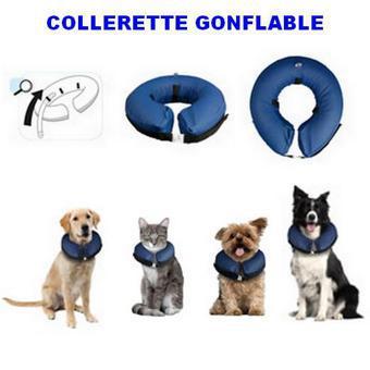collerette gonflable pour chien