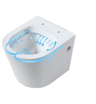 cuvette wc suspendu geberit