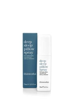 deep sleep pillow spray