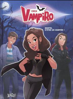 dessin animé de chica vampiro