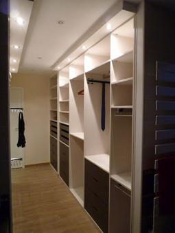 dressing couloir