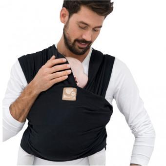 echarpe de portage tricot slen