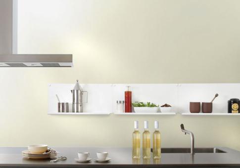 etagere murale pour cuisine