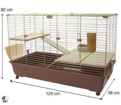 grande cage pour lapin