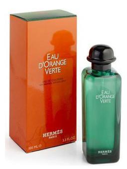 hermes eau d orange verte