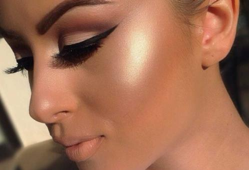 highlighter maquillage