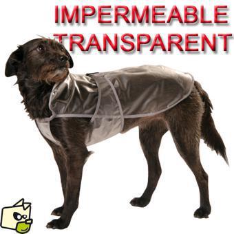 imperméable pour chien