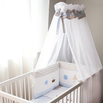 lit moustiquaire bébé