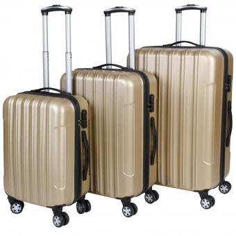 lot 3 valises