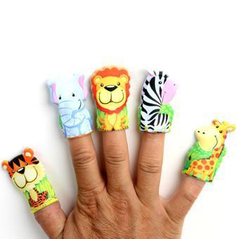 marionnette doigt