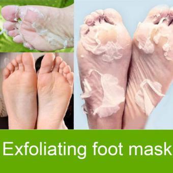 masque exfoliant pied