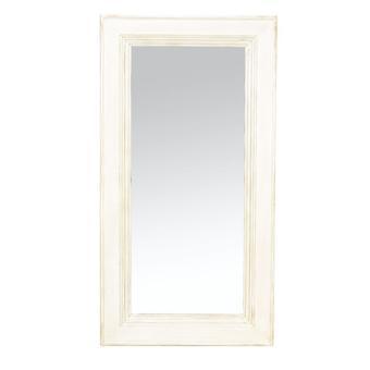 miroir blanc