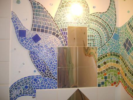 mosaique murale