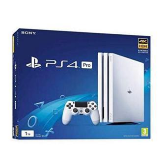 ps4 pro blanche