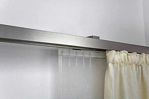 rideau pour tringle a rail